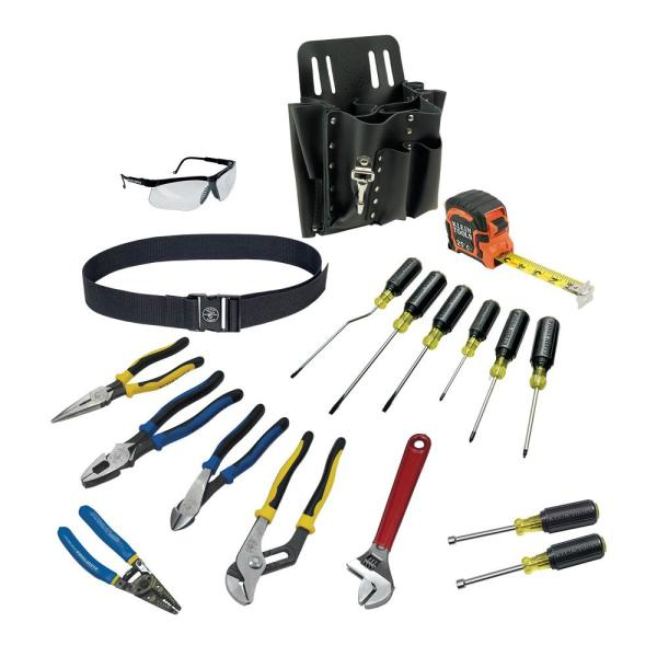 Klein Tools 18-Piece Journeyman Tool Set