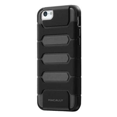 Triple Layered Detachable Belt Clip Holster and Viewing Stand Toughest Case Designed for iPhone 6