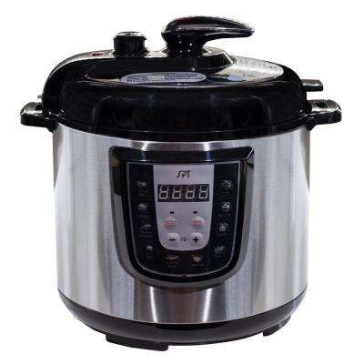 6 Qt. Digital Stainless Steel Electric Pressure Cooker