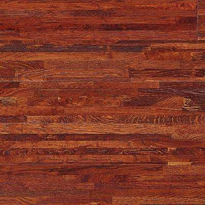 Italian Vintage Gunstock 5/8 in. Thick x 4.75 in. Wide x Varying Length Solid Hardwood Flooring (15.5 sq. ft. / case)
