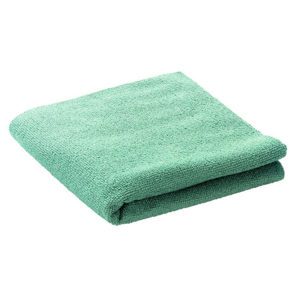 15 in. x 15 in. Microfiber Cloths (3 per Pack)