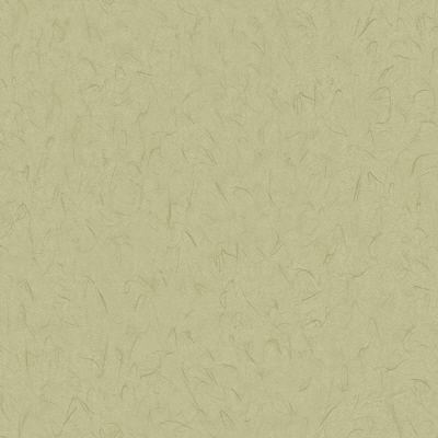 The Wallpaper Company 56 sq.ft. Green Rice Paper Floral Wallpaper-DISCONTINUED