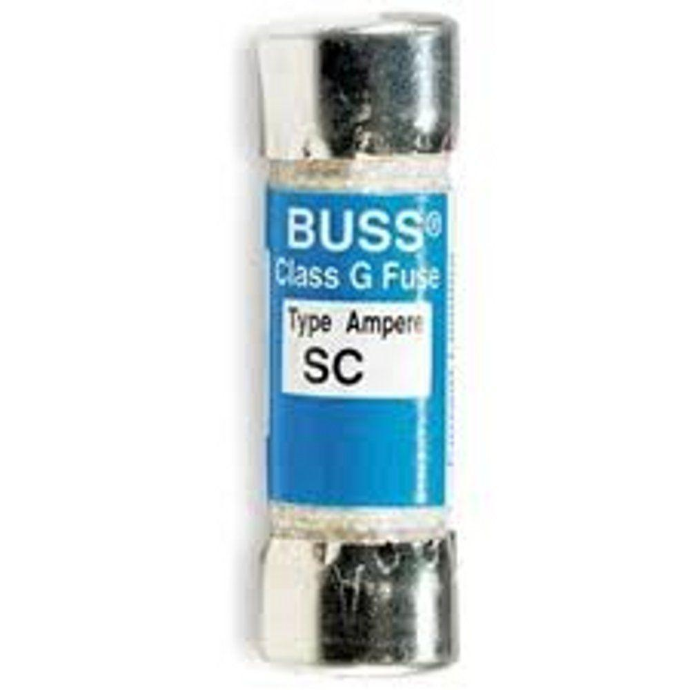 Cooper Bussmann 15 Amp Class G SC Style Fuse