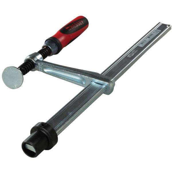 12 in. Capacity 4.75 in. Throat Welding Table Clamp