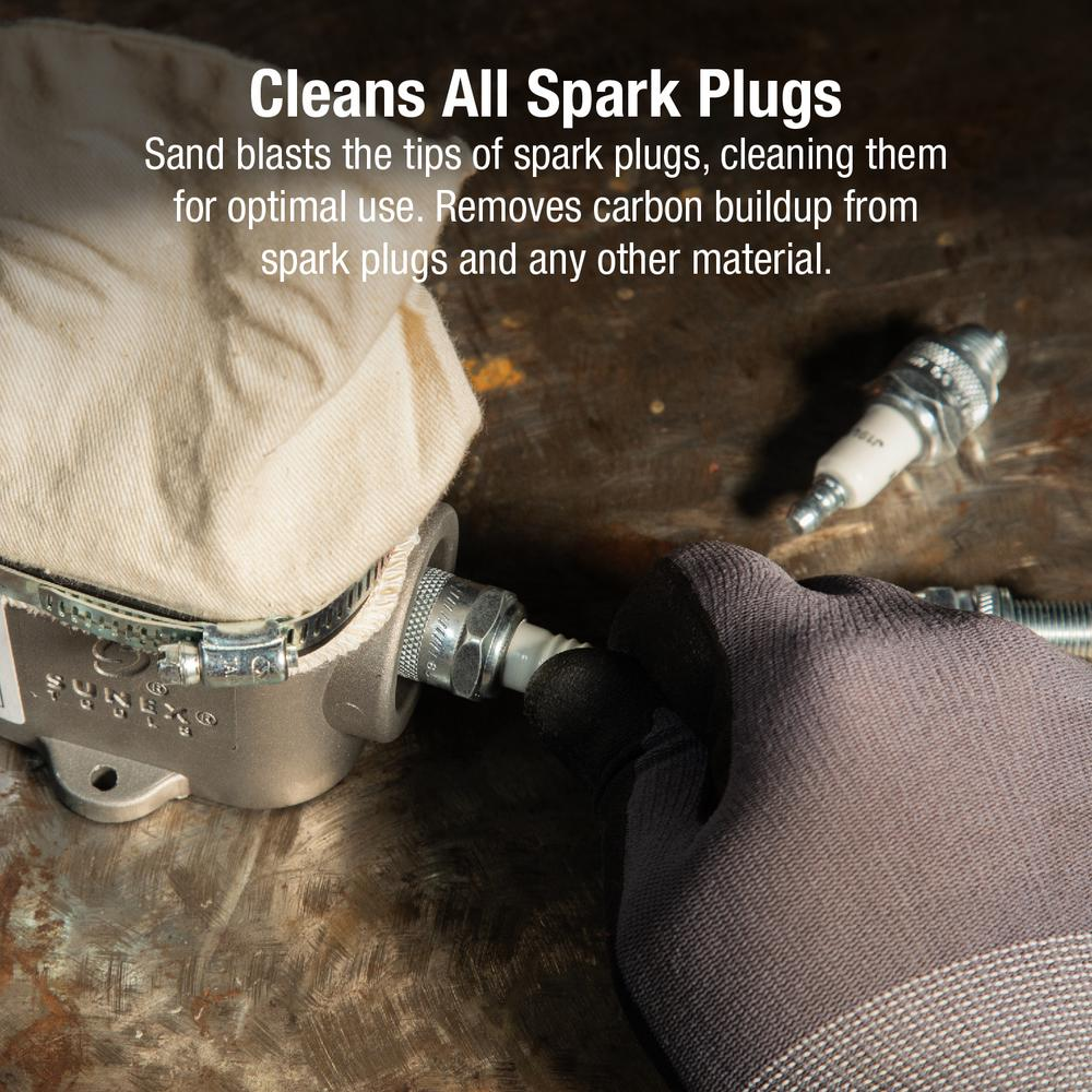Sunex 3912 Spark Plug Cleaner