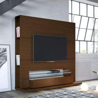 Riverside Nut Brown Entertainment Center
