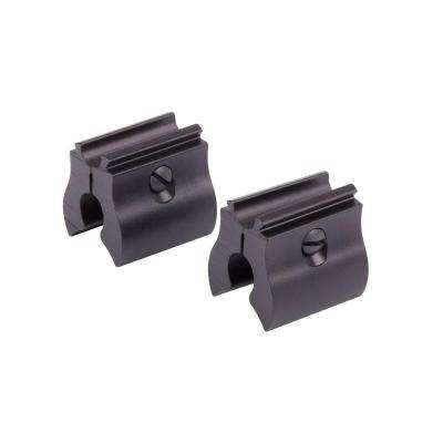 3/8 in. Dovetail Intermount for Airguns (4-Piece)