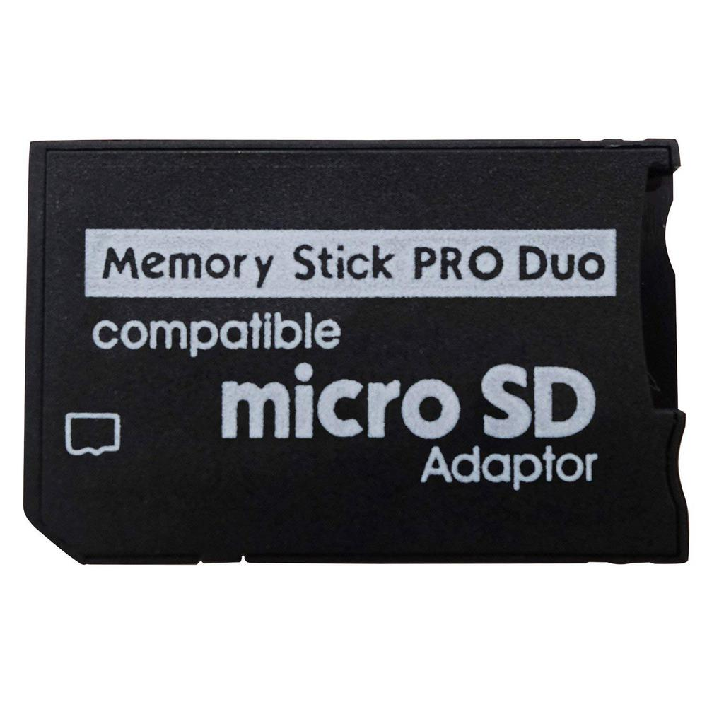 16GB Micro SD + MS Pro Duo Adapter 16GB Memory Stick Pro Duo Combo