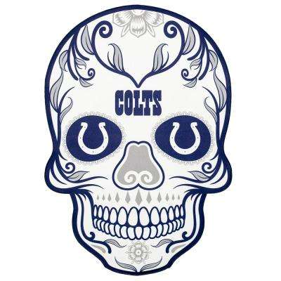 NBA Los Angeles Lakers Outdoor Skull Graphic- Large