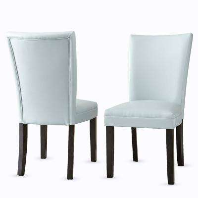 Matinee White Side Chair (Set of 2)