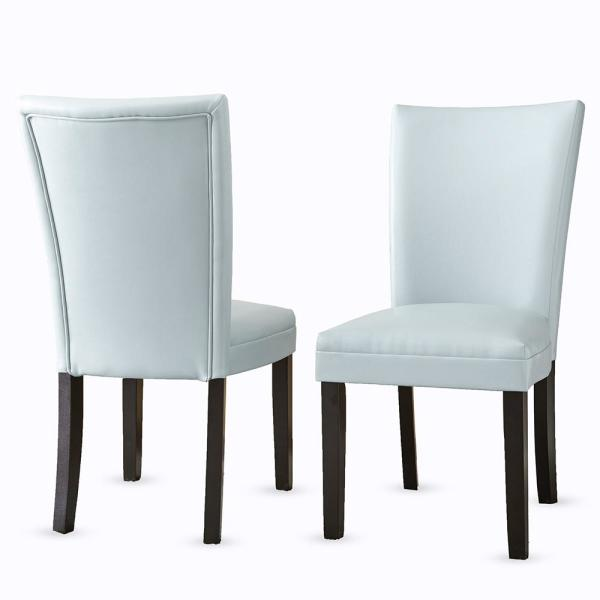 Steve Silver Matinee White Side Chair (Set of 2)