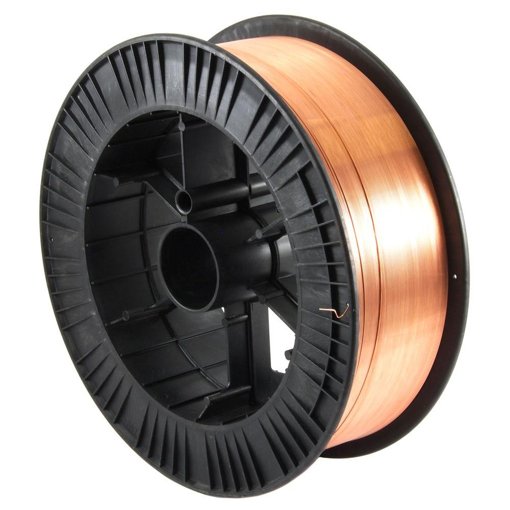 Lincoln Electric 12.5 lb. Spool Mild Steel MIG Welding Wire ...
