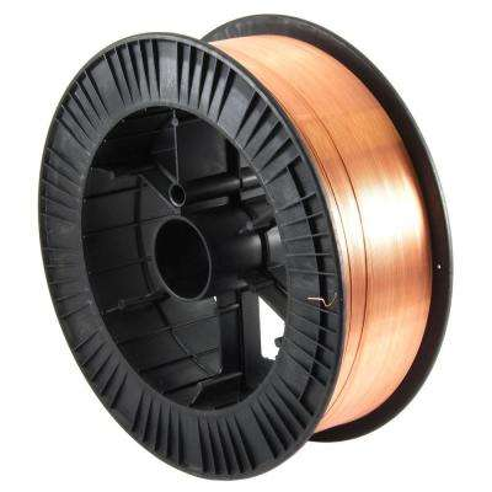 0.030 Dia E70S-6 Mild Steel MIG Wire 33 lb. Spool