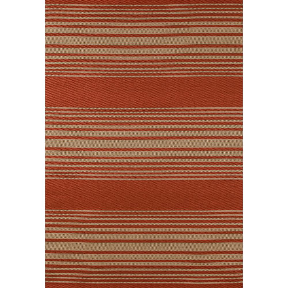 Art Carpet Plymouth Nautical Red 9 Ft X 13 Ft Indoor Outdoor Area