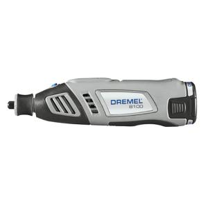 Dremel 8100 Series 8-Volt Lithium-Ion Cordless Variable Speed Max Rotary Tool Kit with 21... by Dremel