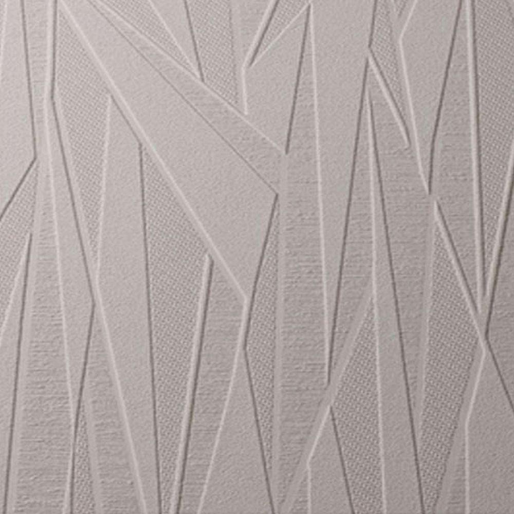 Graham Amp Brown Shatter Paintable White Wallpaper 18391