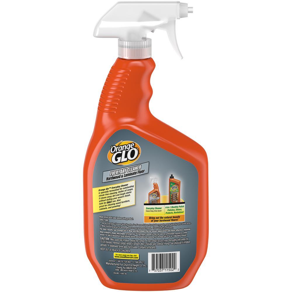Orange Glo 32 Oz Hardwood Floor