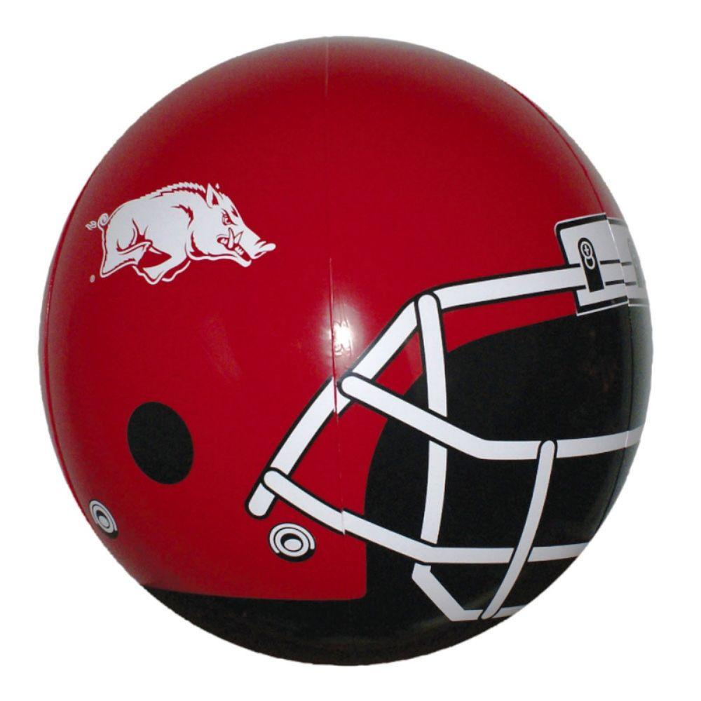 Team Sports America 24 in. Beach Ball - University of Arkansas