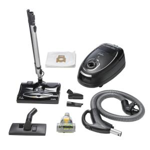 Prolux Stealth 2 Quiet HEPA Multi Carpet and Hard Floor Canister Vacuum Cleaner by Prolux