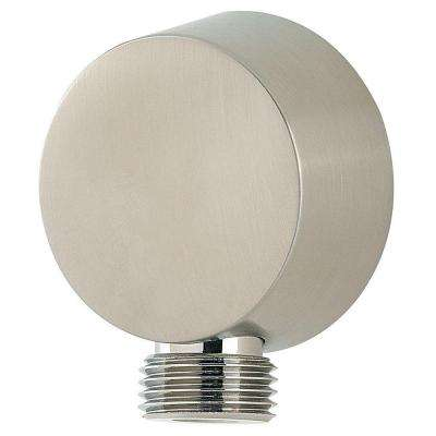 16-Series 1/2 in. Drop Elbow in Brushed Nickel