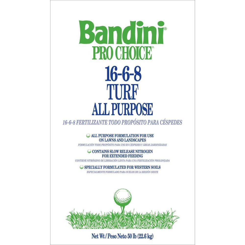 Bandini Pro Choice 16-6-8 Turf All Purpose