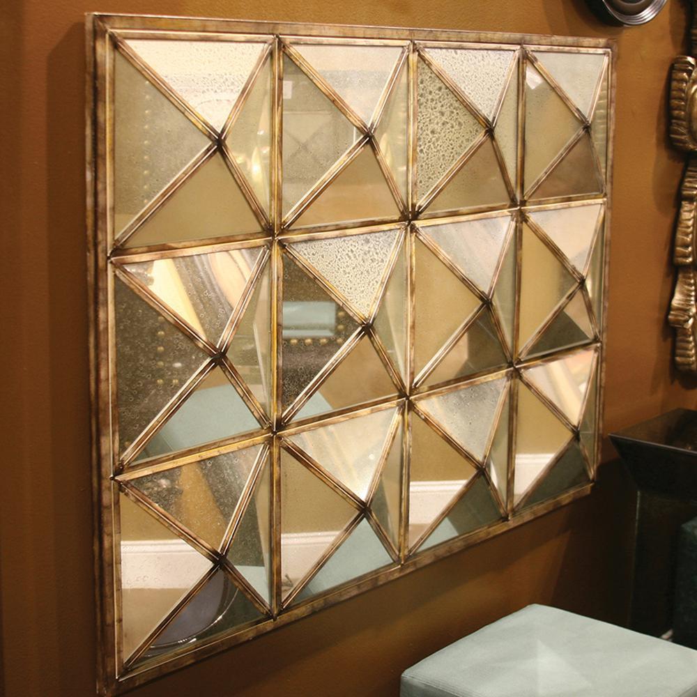 Quinn Antique Mirror