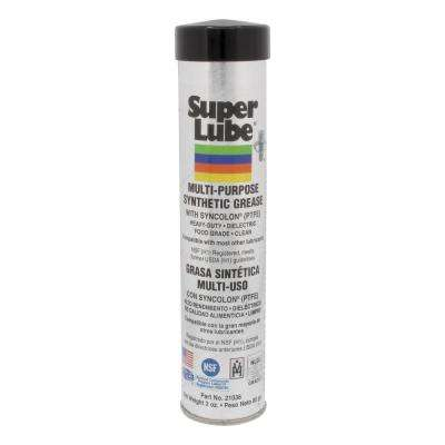 3 oz. Cartridge Synthetic Grease with Syncolon PTFE