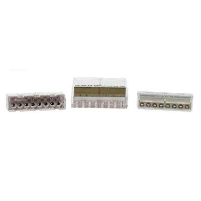 In-Sure 8-Port Push-In Wire Connector (100/Jar)