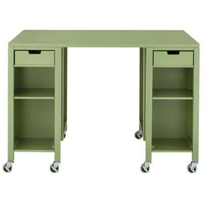 Craft Space Rhododendron Storage Table
