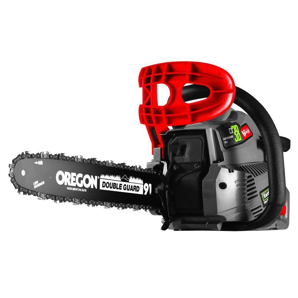 Earthquake 14 in. 38 cc Gas Chainsaw with Viper Engine