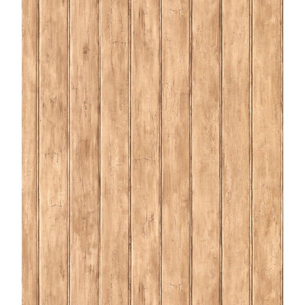 York Wallcoverings Bead Board Wallpaper