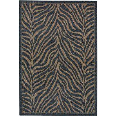 8 X 11 Mid Century Modern Outdoor Rugs Rugs The Home Depot