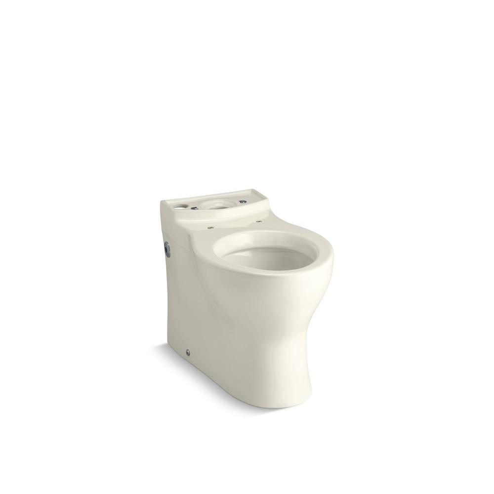 Awesome Kohler Persuade Elongated Toilet Bowl Only In Biscuit Theyellowbook Wood Chair Design Ideas Theyellowbookinfo