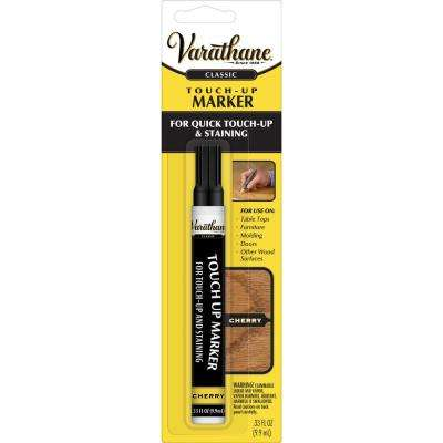 1.3 oz. Cherry Wood Stain Touch-Up Marker (8-Pack)