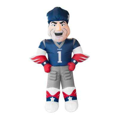7 ft. New England Patriots Inflatable Mascot