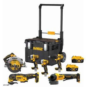 Deals on DEWALT 20V Li-Ion Cordless Brushless Combo Kit Bundle