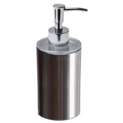 Silver Kitchen Soap Dispensers Kitchen Faucets The Home Depot