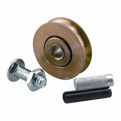 1-1/2 in. Steel Rollers for Patio Door Roller Assemblies (2-Pack)
