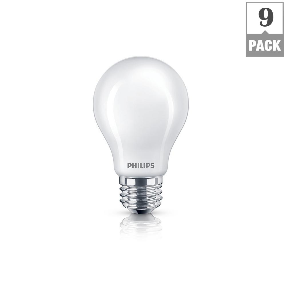 60-Watt Equivalent A19 Soft White Classic Glass Energy Star Certified LED