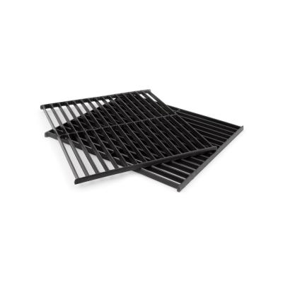 Dracarys 15 Porcelain Coated Steel Grill Grates Enamel Cooking Grate,Big Green Egg Accessories Grill Accessories Dome Grill Grate Grid for Medium Big Green Egg Kamado Stove and Other 15 inch Grills