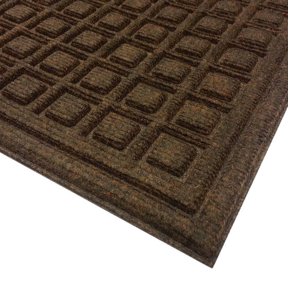 72 X 48 In Oversized Commercial Rubber Door Mat Indoor