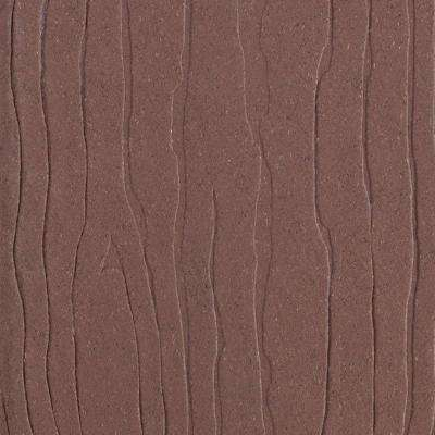Vantage 1 in. x 5-3/8 in. x 16 ft. Mahogany Square Edge Composite Decking Board (10-Pack)