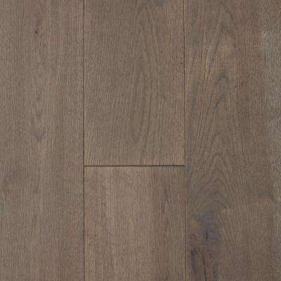 Castlebury Scarborough Grey Eurosawn 3/8 in. T x 6 in. W x Random Length Click Eng Hardwood Flooring (30.5 sq. ft./case)