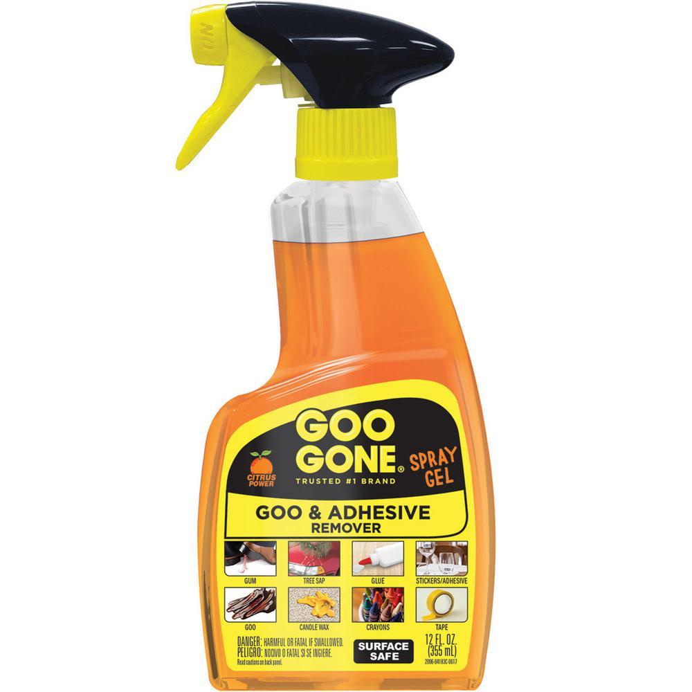 12 oz. Adhesive Remover Spray Gel