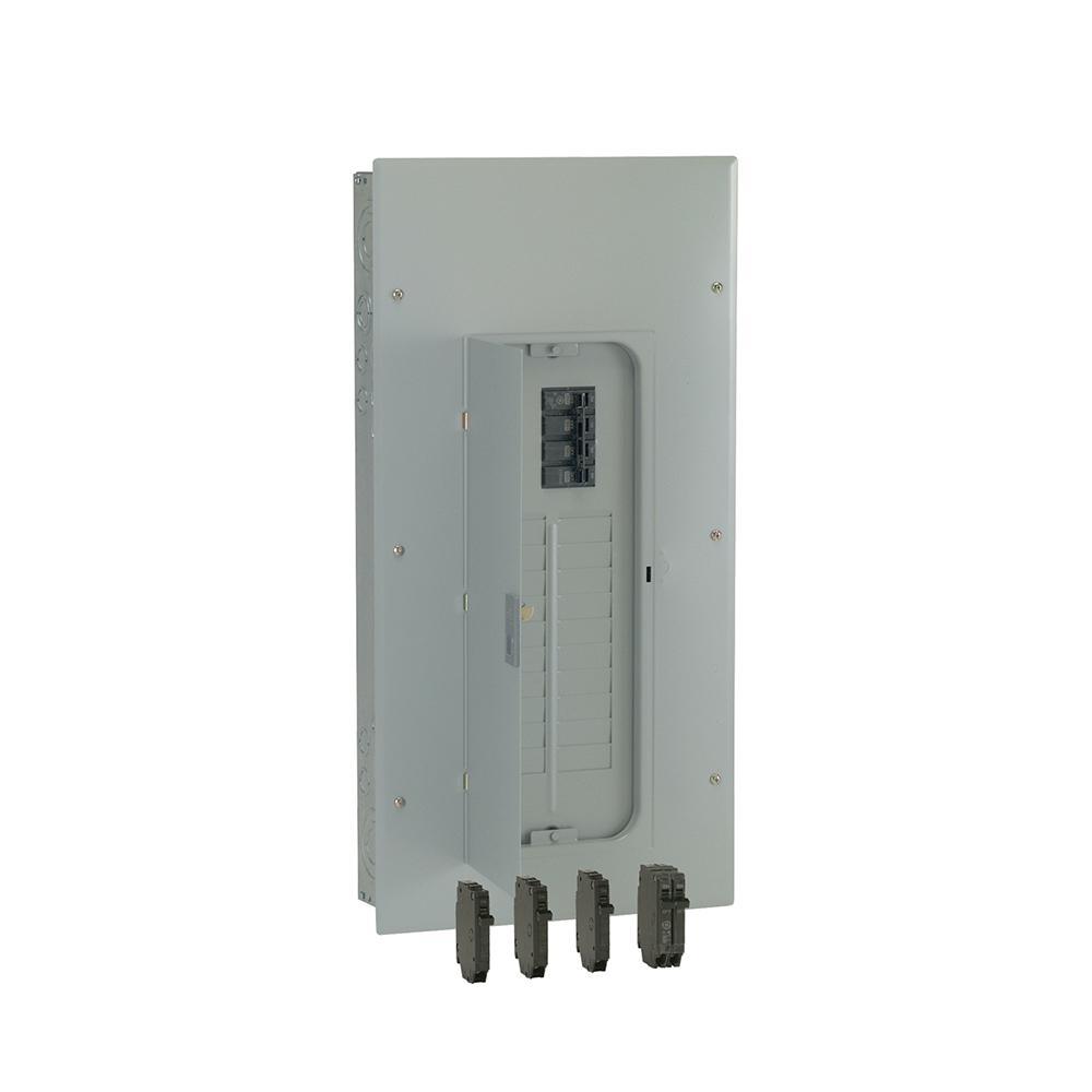 200 Amp 20-Space 40-Circuit Main Breaker Indoor Load Center Contractor Kit