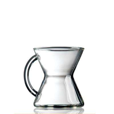 Hand Blown Glass Coffee Mug