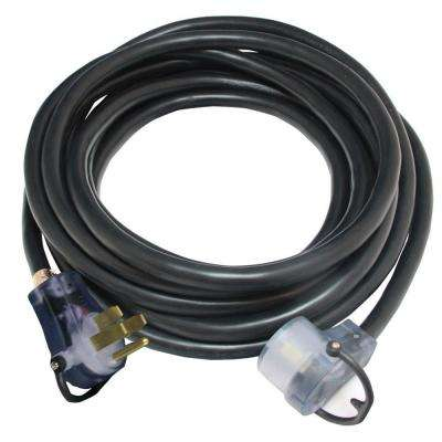 25 ft. 50 Amp RV Extension Cord with LED