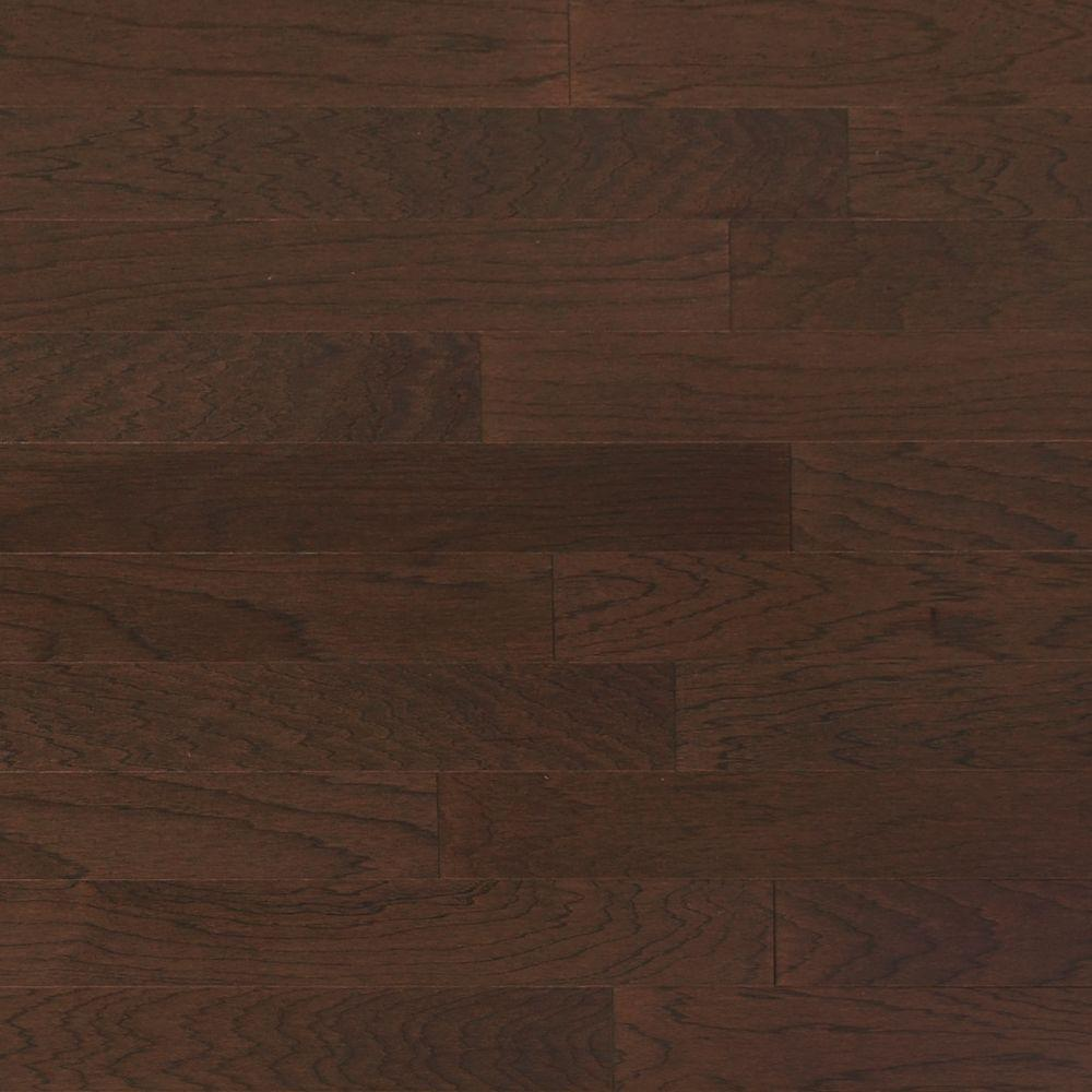 heritage mill hickory french roast 12 in thick x 5 in wide x random length engineered hardwood flooring 31 sq ft casepf9720 the home depot