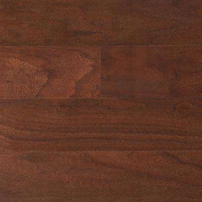 Proshield Elegant Forest Walnut 3/8 in. Thick x 5 in. Wide x Varying L Engineered Hardwood Flooring (22 sq. ft. / case)