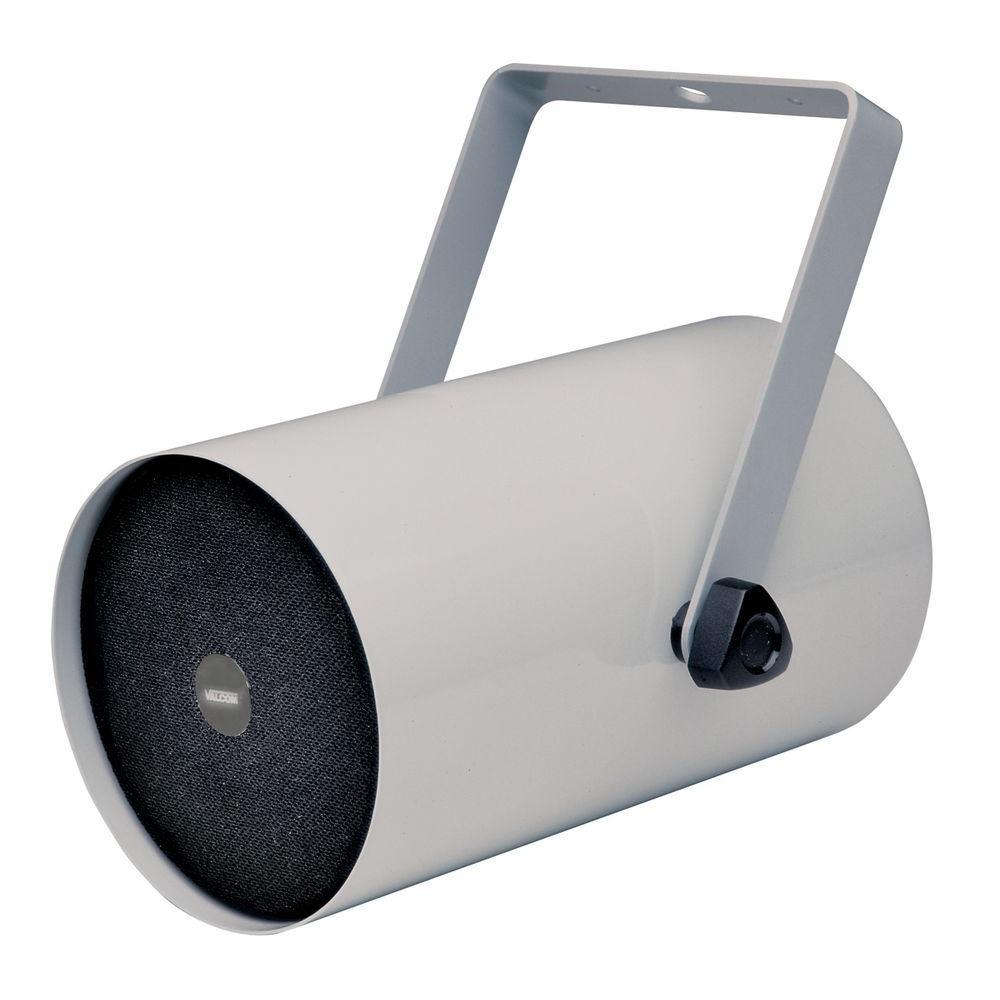 5-Watt 1-Way Track-Style Speaker - Gray